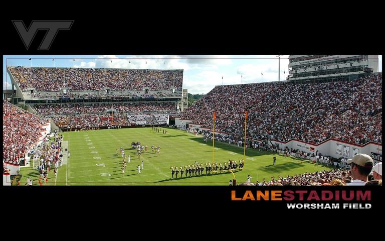 VT Lane Stadium