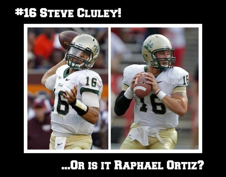 Raphael Ortiz & Steve Cluley