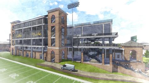 Zable Stadium Renovation Update! (2/4)