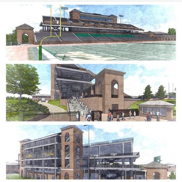 Zable Stadium Renovation Update! (4/4)