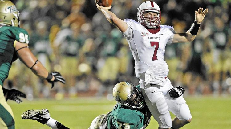 Isaiah Stephens continue to wreak havoc on opposing Quarterbacks in 2015. (Jonathon Gruenke, Daily Press)