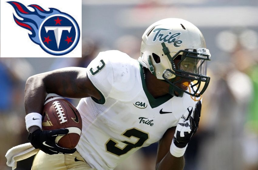 W&M's Tre McBride DRAFTED by the Tennessee Titans! (1/5)