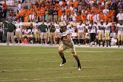 Archer vs. UVA in 2009