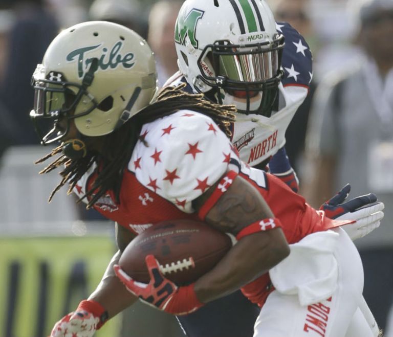 BW Webb played very well at the 2013 East West Shrine Game before being drafted in the 4th round by the Dallas Cowboys.