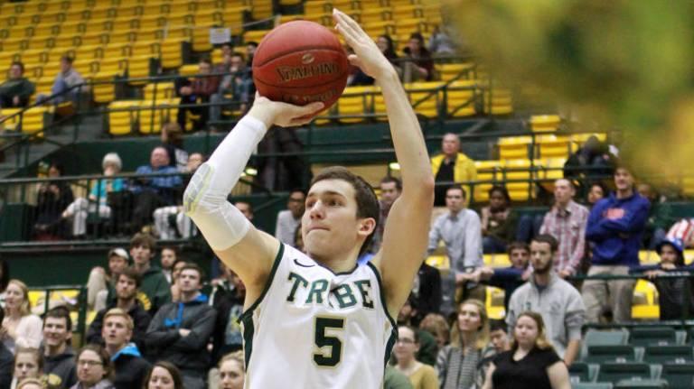 Greg Malinowski looks to build off of his strong Freshman campaign. [photo: tribeathletics.com]