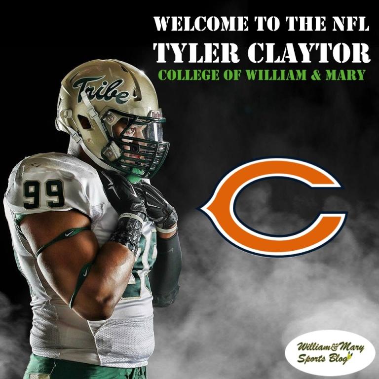 TYLER CLAYTOR NFL