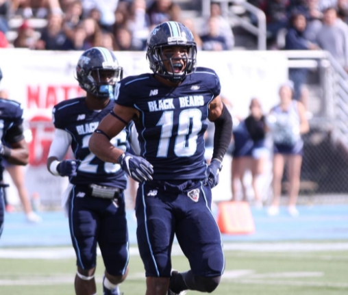 WR Micah Wright headlines a group of receivers that know how to get open. [photo: goblackbears.com]