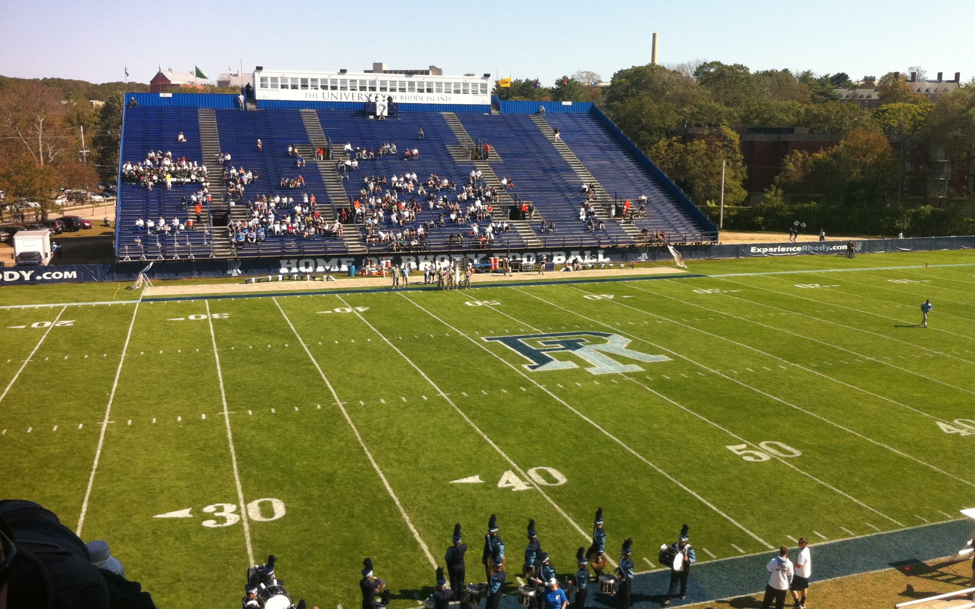 The Definitive List Caa Football Stadiums Ranked The William And