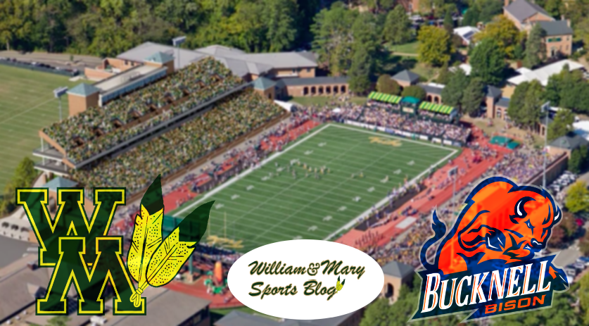 game preview william mary vs bucknell the william and mary