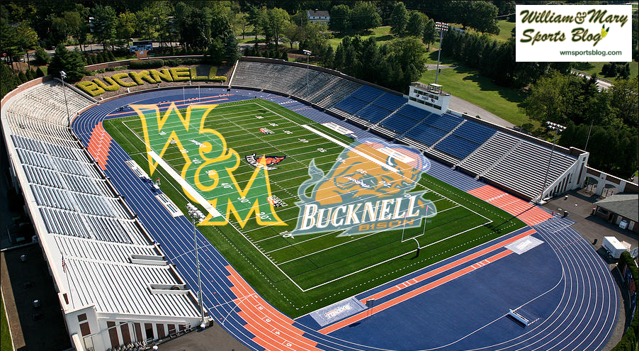 Game Preview W M Bucknell The William And Mary Sports Blog