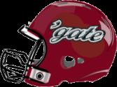 Colgate Football Helmet Final Transparent