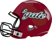 Colgate Football Helmet Final Transparent
