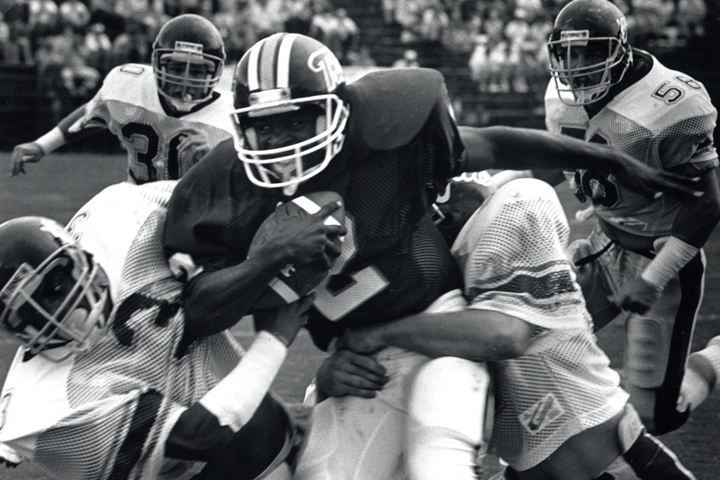 All Time W M Football Team Extended List The William And Mary Sports Blog