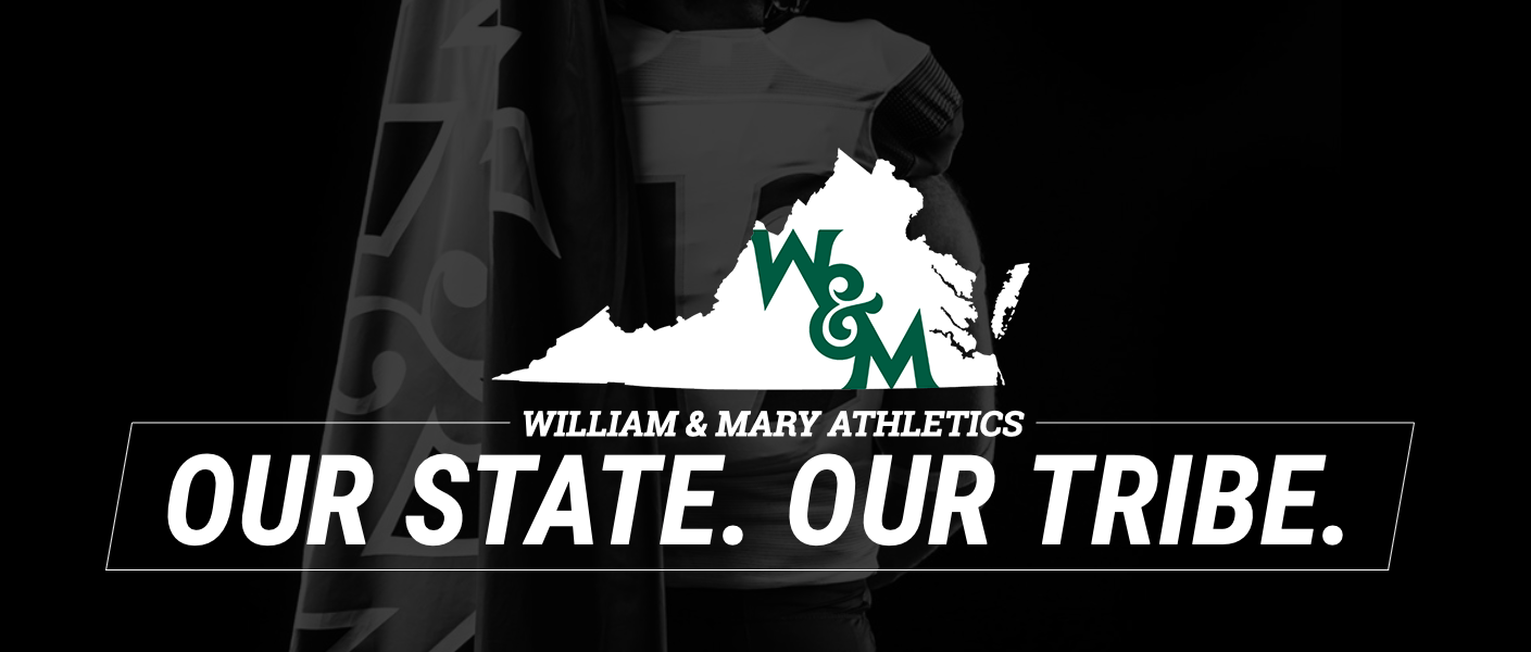 William & Mary Athletics Launches New Brand Campaign- Our State Our Tribe —  Allegheny Image Factory